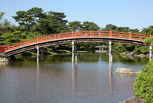 画像:中津万象園