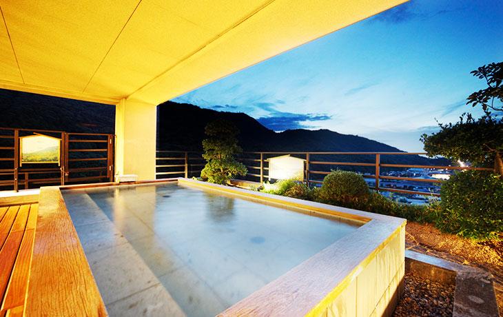 画像:展望風呂 八雲の湯