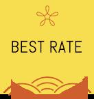 从官方网站以最低的价格预订!