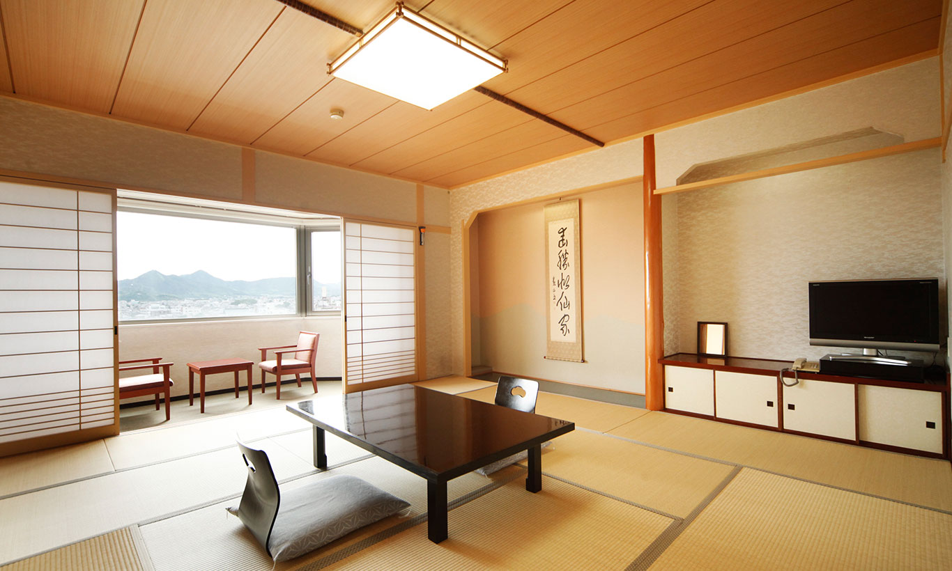 Sansui-kan  Japanese-style room