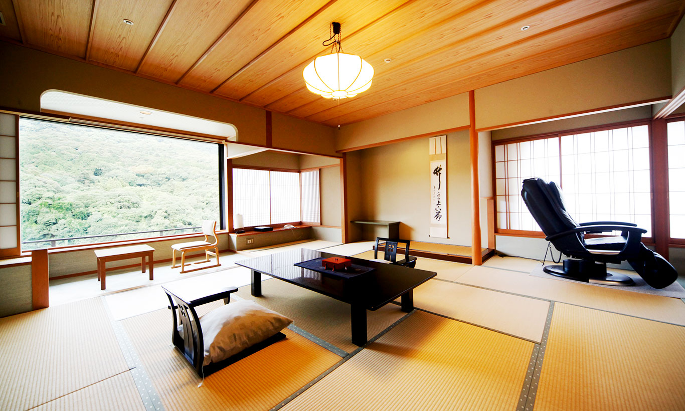 Hiten-kan  Japanese style room with 2 rooms